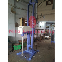Chain pulley High Speed mixer